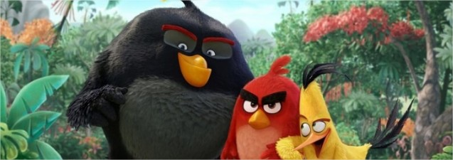 Angry Birds e as duas faces da raiva